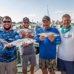 Waterline fishing tournament group
