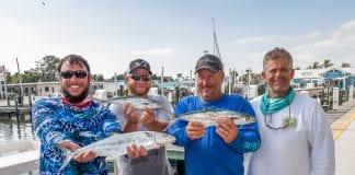 Waterline fishing tournament group