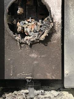 Bridge Tender Electric Meter