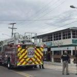 Bridge Tender Inn fire