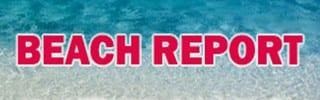 Beach report logo