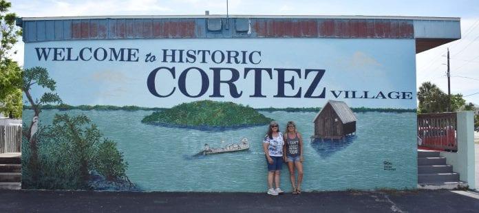 Cortez Mural