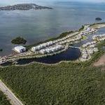 One Particular Harbour marina aerial