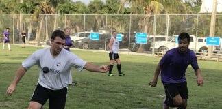 Center adult soccer playoffs