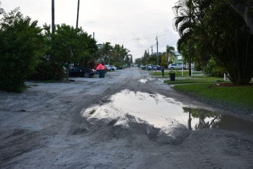 Bradenton Beach stormwater Ave C