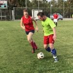Center adult soccer league summer