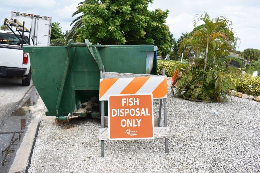 RTU Coral Shores Dumpster