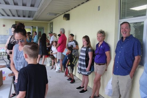 Anna Maria Elementary back to school