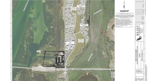 One Particular Harbour aerial map