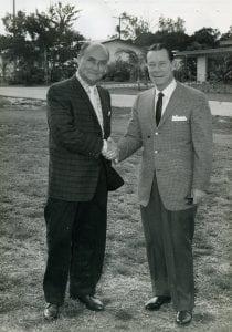 Island Players Herman B and Joe E