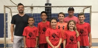 center soccer youth champs