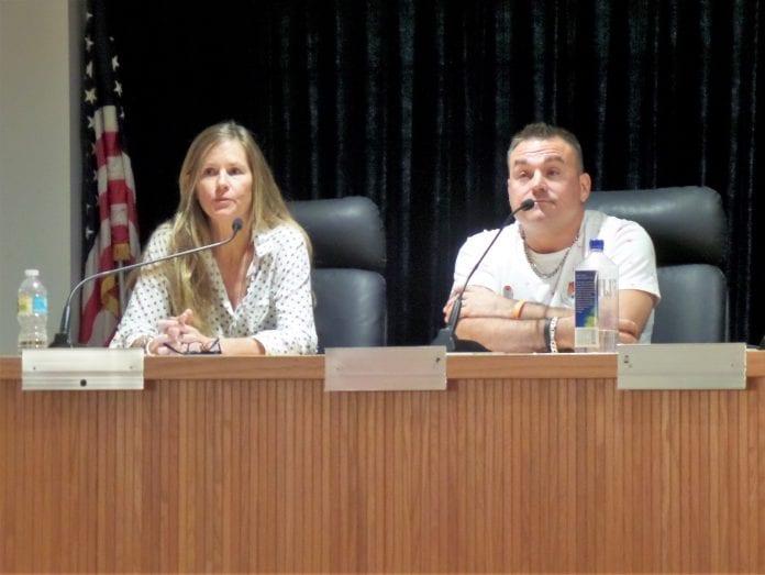 Holmes Beach mayoral candidates