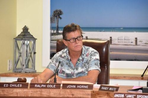 Bradenton Beach commission Candidate Cole