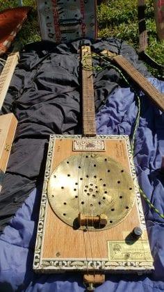 Cortez flea 1024 guitar