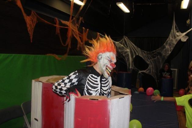 ame fall fest evil clown