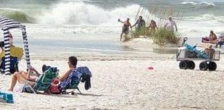 ami shore erosion