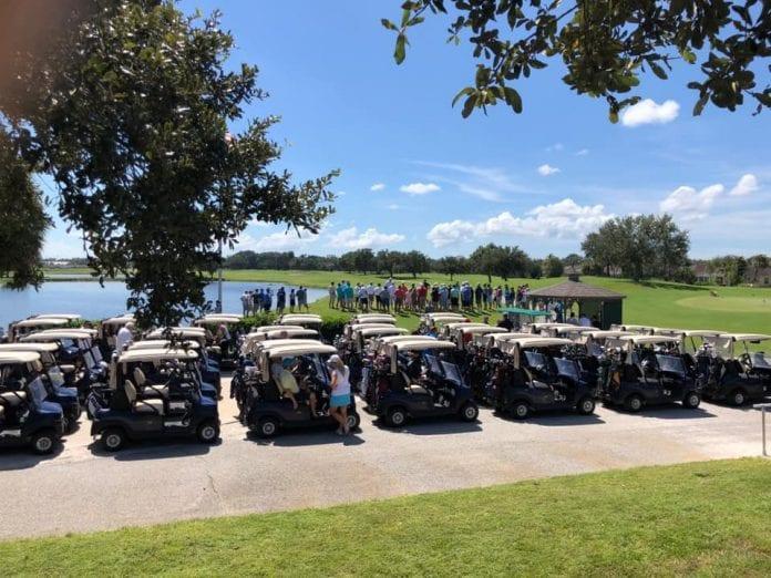 center golf carts