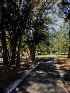 haunted manatee coquina path
