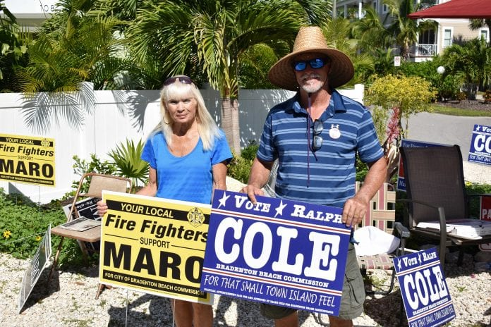 BB Election Cole Maro