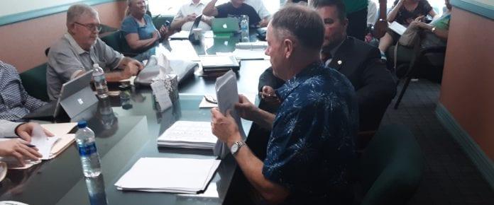 Bradenton Beach commissioner deposed