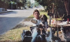 Buddy Motorcycle