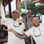Mullet fishing tournament Winner