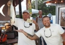 Mullet fishing tournament Winner