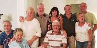 celebrating a late friend Fisher Life Celebration