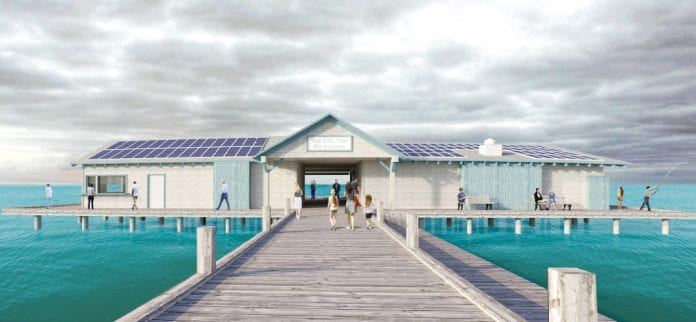 AM Pier rendering
