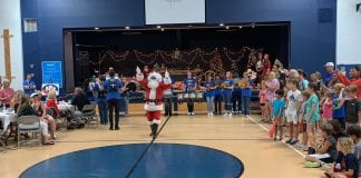 lester day santa dance