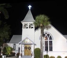 Roser Church in Anna Maria
