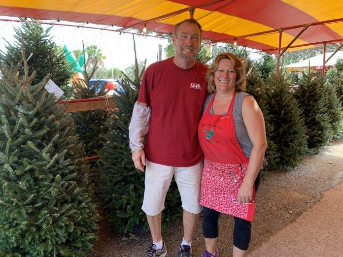 center tree donations