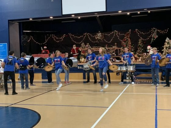 lester day mhs drum line
