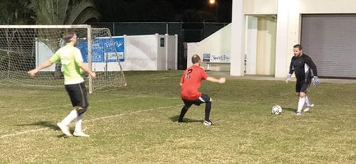 center adult co-ed soccer
