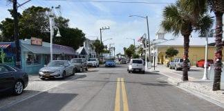 Bradenton Beach Bridge Street remodel