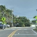 Holmes Beach crosswalk