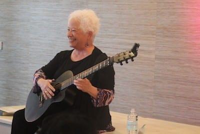 Janis Ian charms the Island