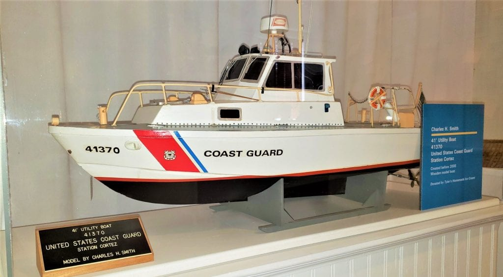 Museum spotlights Coast Guard