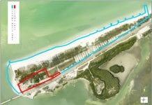 Coquina Beach south parking lot closing Monday