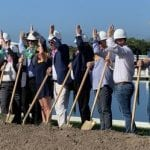 Ground breaks on new Margaritaville hotel