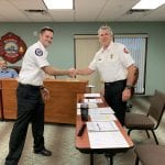WMFR chooses a new chief