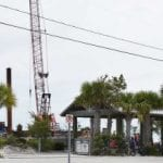 Pier pavilion closing temporarily