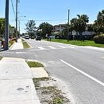 Sandpiper residents request lighted crosswalk