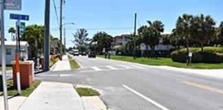 Sandpiper residents request lighted crosswalk
