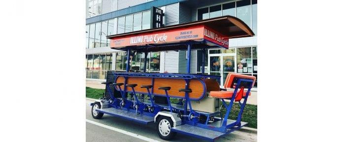 Pedal pub proposal falls flat