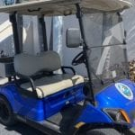 Grace period given for golf cart seatbelts
