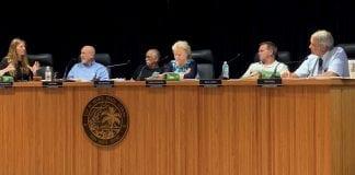 Commissioner proposes unique solution to noise