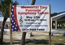 Anna Maria hosting annual Memorial Day salute