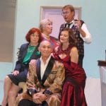 'Present Laughter' leaves 'em laughing