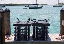Mini reefs installed at Mar Vista